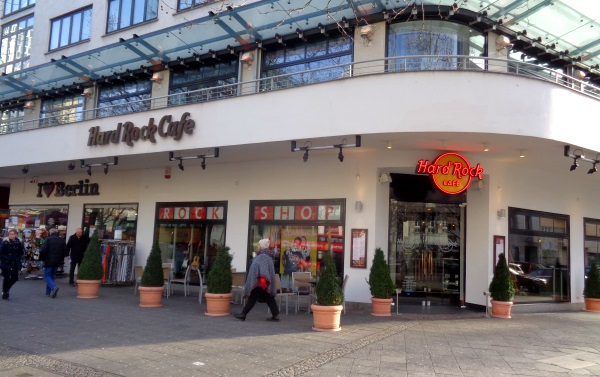 60% Rabatt offizieller Verkauf weltweite Auswahl an Hard Rock Cafe Berlin - Alle Infos, Lage, Tisch reservieren